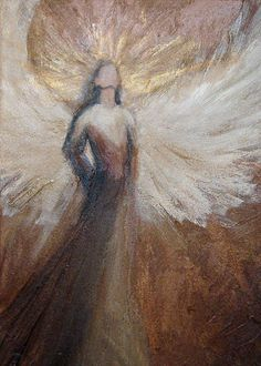 Still making me think of Emmanuelle... (An Angels Beauty by Thomas Andrew)