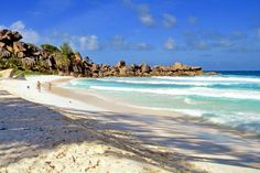 TripBucket - Relax on Grande Anse Beach, La Digue Island, Seychelles