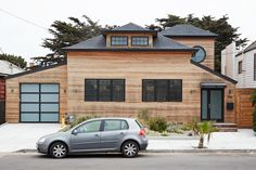 This Beachside Pad in San Francisco Is the Stuff of Surfers' Dreams - Dwell