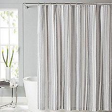 Lancaster Fabric Shower Curtain