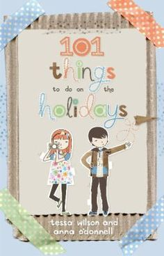 On the first day of the summer holidays, 10-year-old friends Anna and Tessa sat down and wrote a list of 101 simple and fun things they wanted to try. The result is this invaluable book, jam-packed with ideas and instructions on how to really enjoy future holidays.