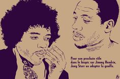 © Jimmy Hendrix & Joey Starr