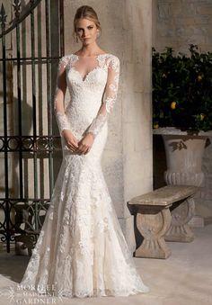 vestidos de novia de encaje buscar con google