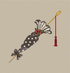 parasol in cross stitch Tiny Cross Stitch, Cross Stitch Charts, Cross Stitch Designs, Cross Stitch Patterns, Cross Stitching, Cross Stitch Embroidery, Embroidery Patterns, Cross Stitch Pictures, Crochet Cross