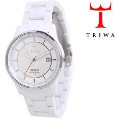TRIWA(トリワ) リストウォッチ 腕時計 Ivory Niben ホワイト 【送料無料】 wc-triwa-055