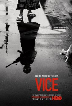 Vice TV Poster #2 - Internet Movie Poster Awards Gallery