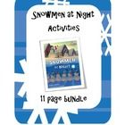 This activity set includes:-Snowmen at Night question page-Snowman rhymes worksheet-My Snowman At Night writing assignment booklet-Making c...