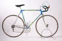 Francesco Moser 51.151. Commemorating his hour world record time. #bicycles