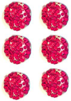 raspberry muesli