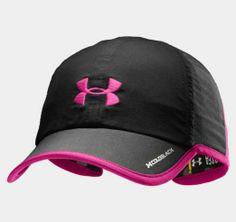 Amazon.com  Under Armour Women s UA Shadow Baseball Cap Hat OSFA 1239498  (Black 0611cf06b1a3
