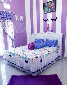 [New] The 10 Best Home Decor Today (with Pictures) Cute Bedroom Decor, Bedroom Bed Design, Cute Bedroom Ideas, Girl Bedroom Designs, Bedroom Furniture Sets, Home Decor Furniture, Bedroom Sets, Girls Bedroom, Girl Room