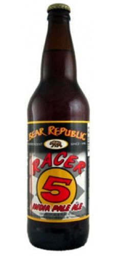 Bear Republic Racer 5 IPA from California, USA