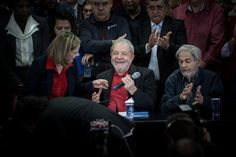 Com condenação de Moro Lula lança pré-candidatura e aumenta caos para 2018