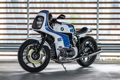 MOTOGUXXI: BMW R100 RC by Oil Stain Garage