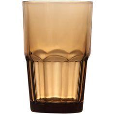 Bulk Brand-Name Mocha Glass Coolers, 16 oz. at DollarTree.com Niceee