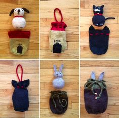 Creative Designs by Sheila Zachariae: Petting Zoo Knit AND Crochet Patterns