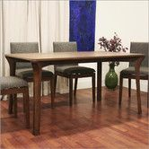 THIS IS IT: Found it at AllModern - Baxton Studio Mier 5 Piece Dining Set