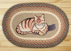 Cat Nap Printed Area Rug