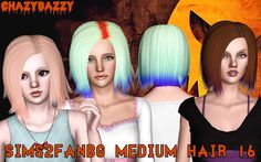 Sims2fanbg Hairstyle 16 by Chazy Bazzy for Sims 3 - Sims Hairs - http://simshairs.com/sims2fanbg-hairstyle-16-by-chazy-bazzy/