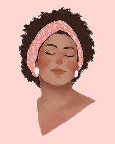 """Priscila Barbosa  """"A nossa luta é todo dia."""" - Marielle Franco   Não vamos esquecer. Não vamos sumir. Não vamos nos calar. ✊🏿✊🏽✊  .  """"Our fight is every day."""" - Marielle Franco  We will not forget. We will not disappear. We will not be quiet.    #mariellefrancopresente #mariellepresente Black Girl Art, Art Girl, Feminism Photography, Tumblr Love, Black Artwork, Iconic Women, Illustration Artists, Curly Girl, Body Tattoos"""