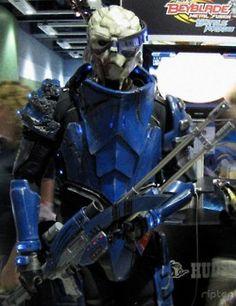 garrus cosplay, mass effect