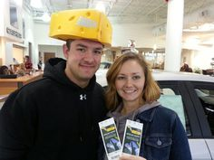 Andrew Toyota Scion Green Bay Packers Ticket Winners.