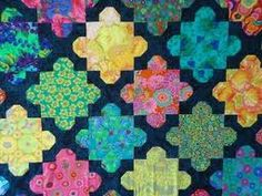 large print pattern