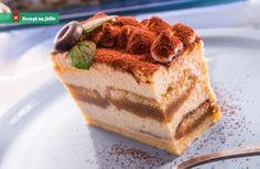 Recept Tiramisu s mascarpone Tiramisu, Good Food, Sweets, Healthy Recipes, Cooking, Ethnic Recipes, Coffee, Beef, Roast Beef