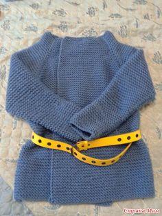 Кофточка Ксении Бородиной. Моя копия) - Страна Мам Knit Crochet, 21st, Knitting, Fashion, Tejidos, Women, Tricot, Breien, Moda