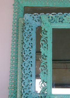aqua frames