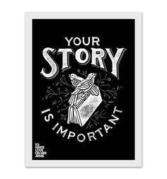 Your Story Print – To Write Love on Her Arms.