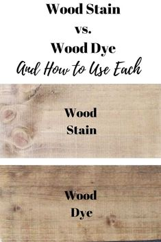 Diy Wood Stain, Staining Wood Furniture, Outdoor Wood Stain, Painted Furniture, Furniture Repair, Door Furniture, Pallet Wood, Barn Wood, Homemade Wood Stains