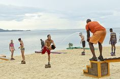 survivor challenges | Survivor Spoilers 2014: Challenge Sneak Peek On Cagayan Episode 2 ...