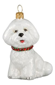 Free shipping and returns on Joy to the World Collectibles 'Dog' Ornament at Nordstrom.com. Start a new holiday tradition—and celebrate your favorite dog—with an intricately detailed ornament cast in delicate blown glass. Each ornament is handmade using traditional old-world production techniques that take up to seven days to complete.