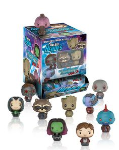Among the films we are most excited for this year is Marvel Studios' long awaited follow up to Guardians of the Galaxy, with the upcoming Guardians of the Galaxy: Volume 2 from director James Gunn. Although the film itself doesn't come out until May (it seems so far away), at least we will have cool new Guardians swag coming our way much sooner than that, thanks to the folks over at Funko. Starting in February, we are about to get a whole new set of goodies featuring Star-Lord, Gamora...