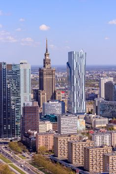 ZŁOTA 44 building #Złota44 #Warsaw #Poland #architecture #skycrapers #skyline #PKiN #city