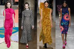 London Fashion Week's Biggest Trends for Autumn and Winter 2017