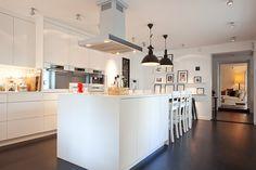 really nice kitchen