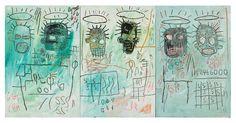 Jean-Michel Basquiat at the Guggenheim Bilbao Jean Michel Basquiat, Musée Guggenheim Bilbao, Art Gallery Of Ontario, Museum Of Contemporary Art, Graffiti Art, Black Art, Art Google, Creative Inspiration, Art Photography