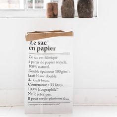 Le Sac en papier Be-pôles 6,00 €