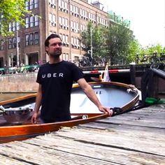 uber contact amsterdam