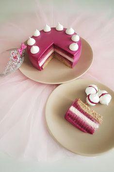 Sweet Recipes, Cake Recipes, Dessert Recipes, Fun Desserts, Delicious Desserts, Sweet Corner, Modern Cakes, Cake & Co, Sweet Pastries