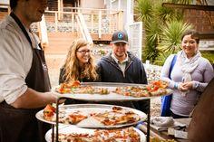 Veraci Pizza on the Event Lawn Fire Pizza, Wood Fired Pizza, Dessert Recipes, Desserts, Paella, Seattle, Lawn, Restaurant, Ethnic Recipes