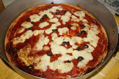 Pizza margherita al forno, Pasquale Mastrogicomo