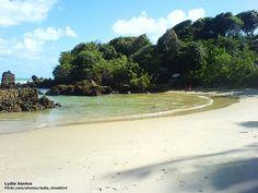 Praia de Tambaba, Conde, Paraíba (Brasil) flickr.com