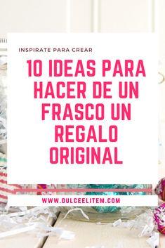 Crea estos regalos originales y creativos para alguien especial.#amor#14defebrero#sanvalentin#amiga#amigo#novia#novios#regalosparanovios#cumpleaños#graduacion