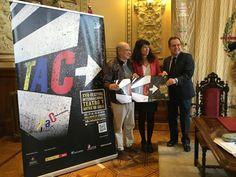 """El XVII Festival Internacional de Artes de Calle, de Valladolid, se celebrará del 21 al 29 de mayo con la nueva sección """"Teatros y Salas"""" http://revcyl.com/www/index.php/cultura-y-turismo/item/7317-el-xvii-festival"""
