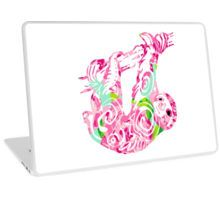 Lilly Pulitzer Tribal Sloth Laptop Skin