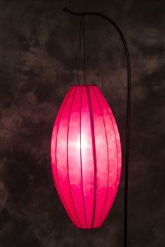 Long olive hot pink lamp printed with traditional Chinese charaters Cloth material makes it long lasting use Delicated handcraft artwork Pink Lamp, Hot Pink, Oriental, Table Lamp, Traditional, Lighting, Artwork, Prints, Home Decor