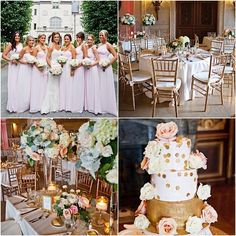 wedding color ideas; Kristin Spencer Photography